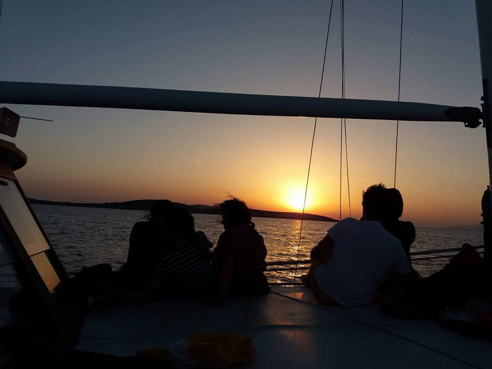 Mykonos and Little Venice Sunset Cruise