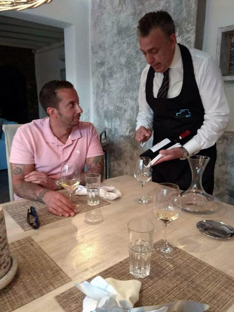 Wine Tasting Experience at Mykonos