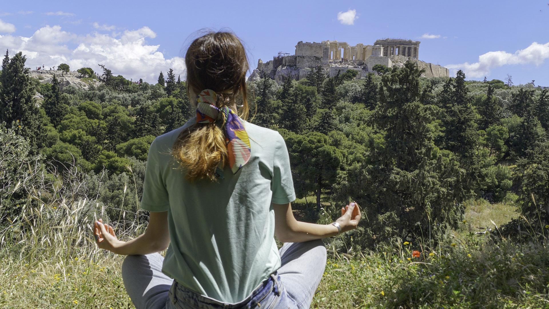 Meditation Athens