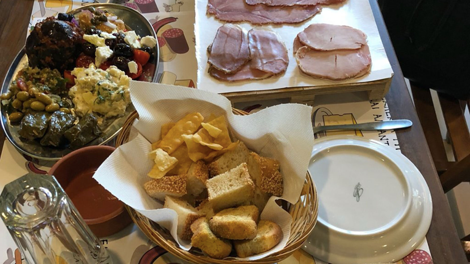 Athens Food and Culture 4-hour Tour
