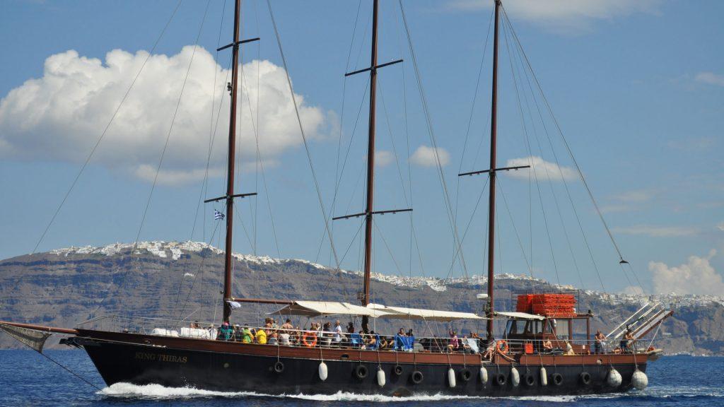 Caldera Morning Cruise