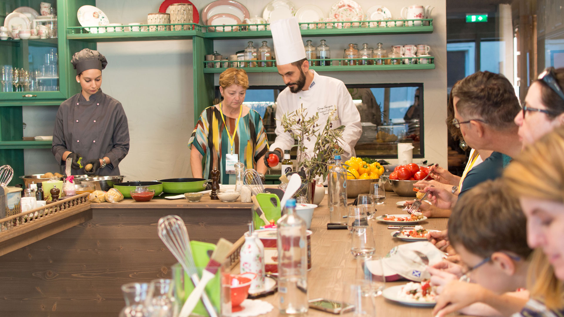 Cooking Class in Athens