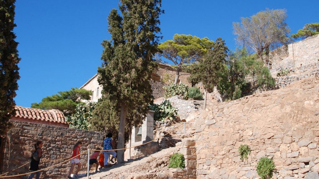 Daily Boat Trips to Spinalonga from Elounda