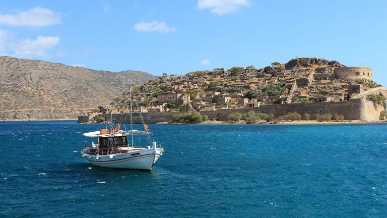 Boat Trip to Spinalonga from Elounda