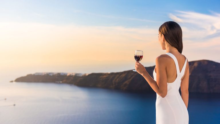 Wine Tasting and Winery Tour in Santorini