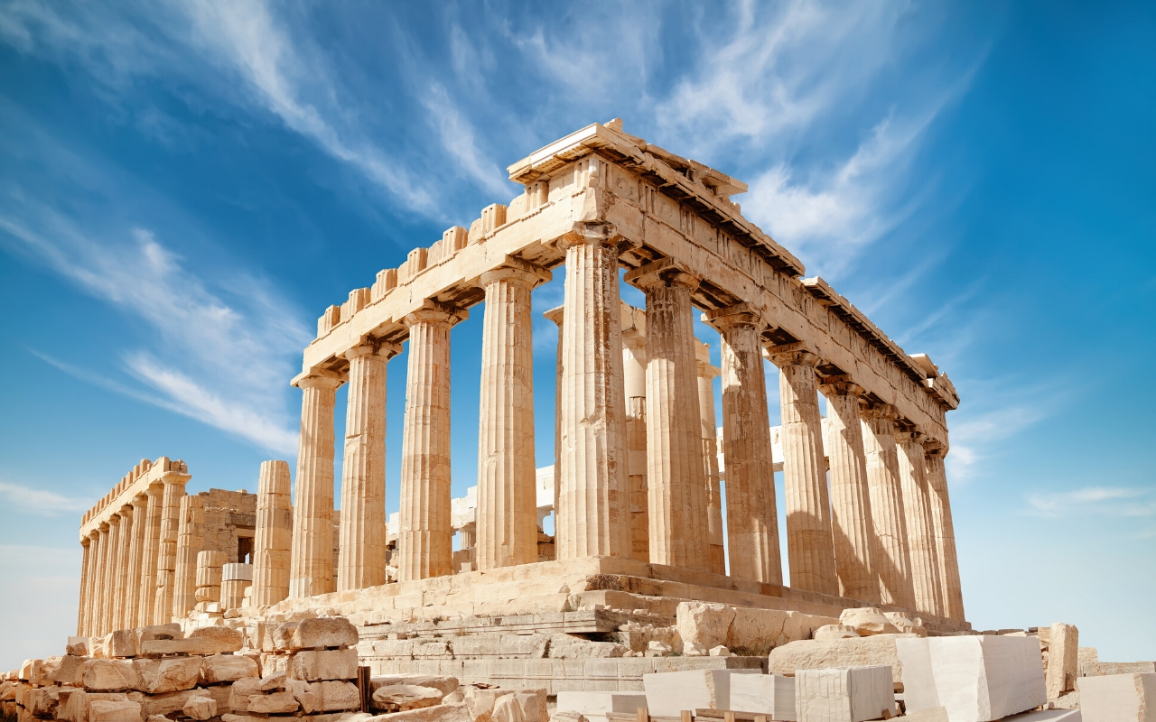 Acropolis of Athens and Parthenon Greece Travel Guide