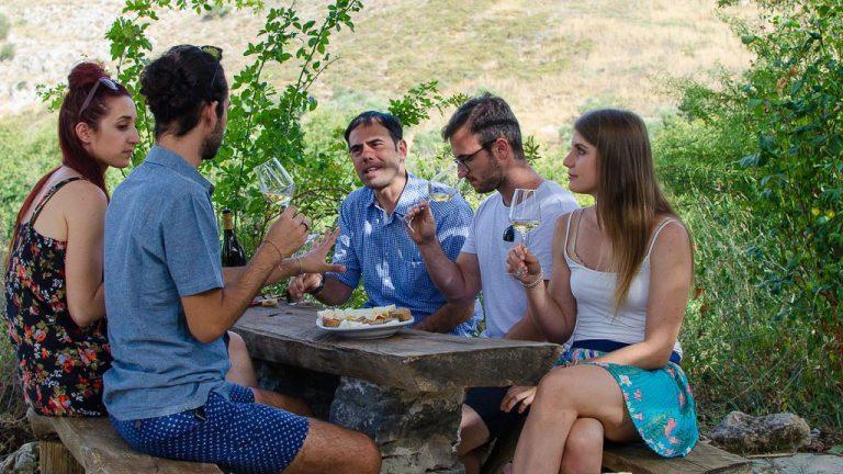 Peza Wine Tasting Tour