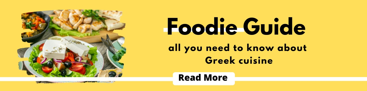 10 days Greece itinerary food in Athens