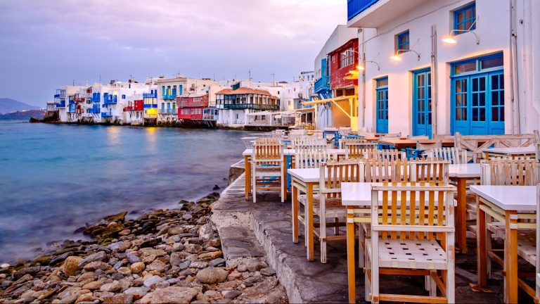 10 Greek foods to try in Mykonos