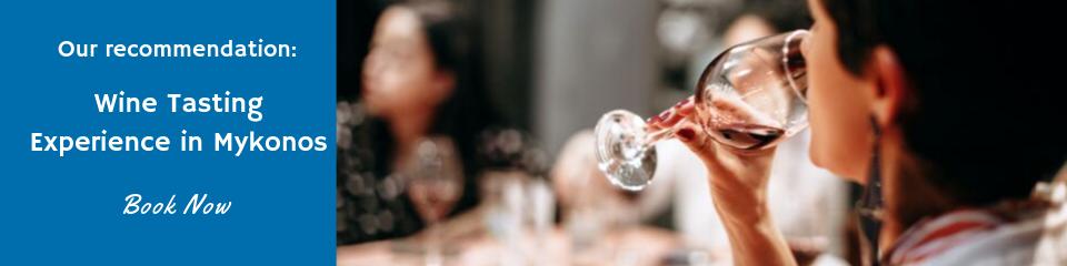 Wine Tasting Experience in Mykonos