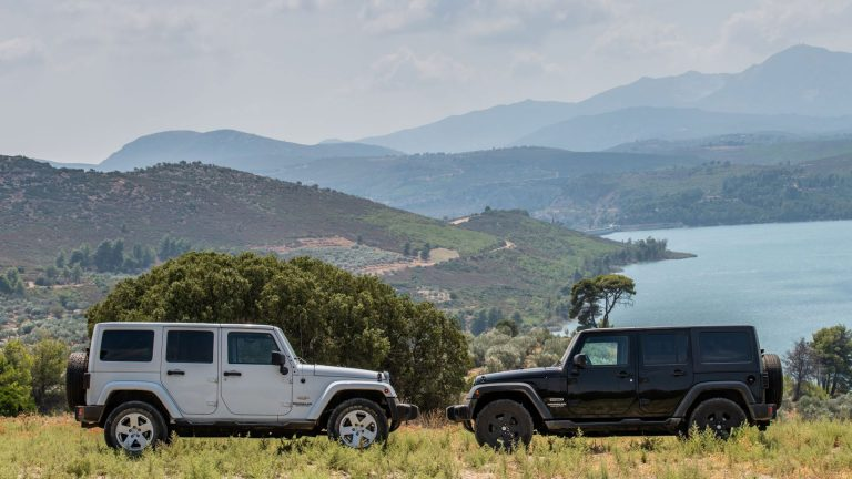 Athens 4x4 Jeep Mountain Tour