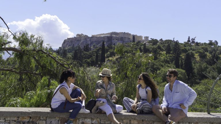 The Love Life of Ancient Greeks Walking Tour