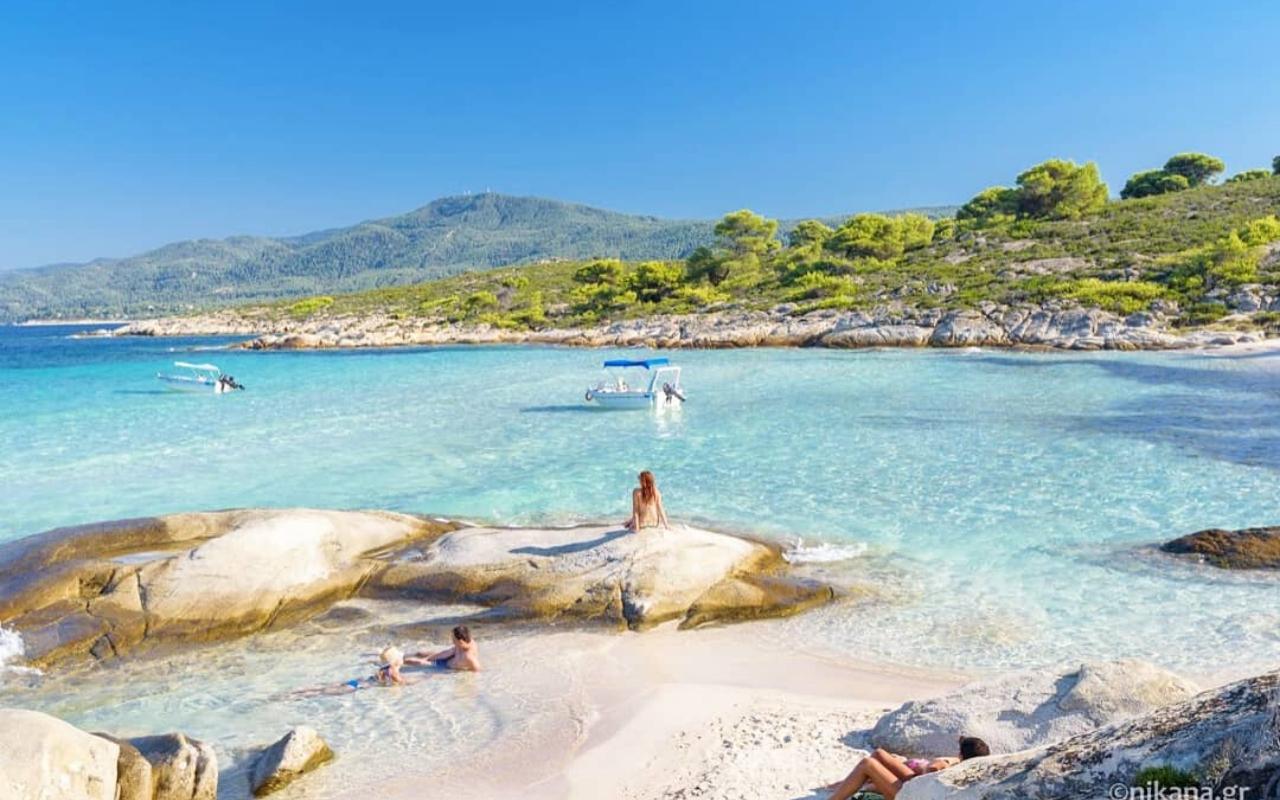 3 day Halkidiki itinerary