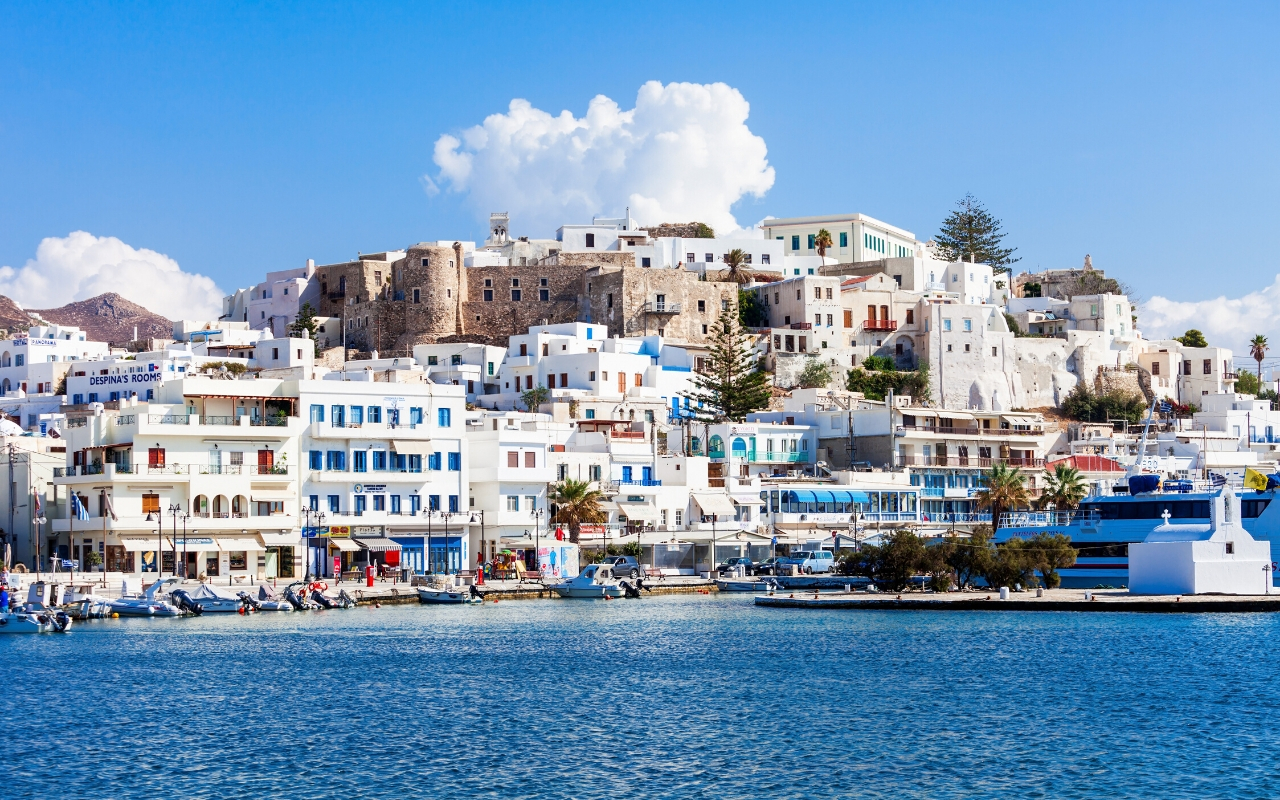 Naxos Island Travel Guide