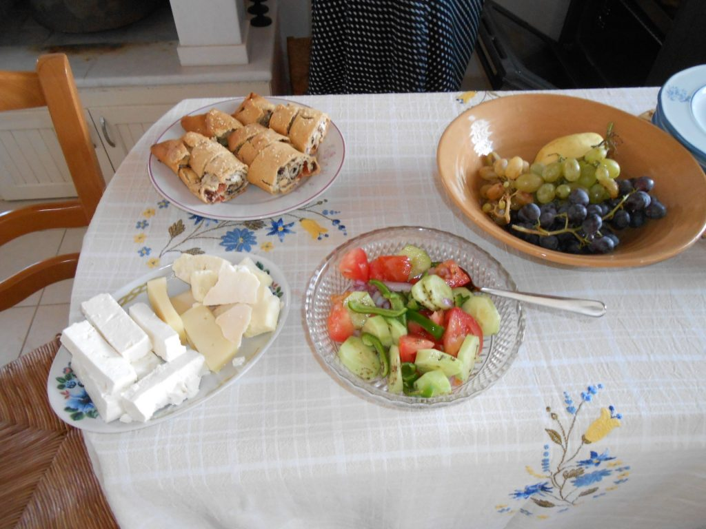 Naxos Food Tour with Cooking Class and Olive Oil Tasting