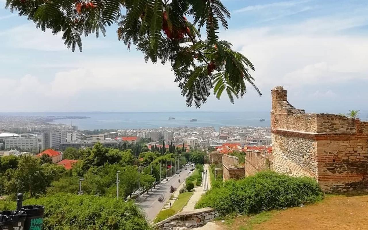 10 mesta koja morate obici u Solunu Ano Poli