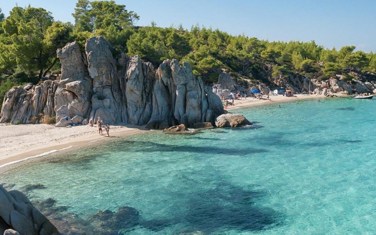 10 mesta koja morate obici u Solunu Halkidiki
