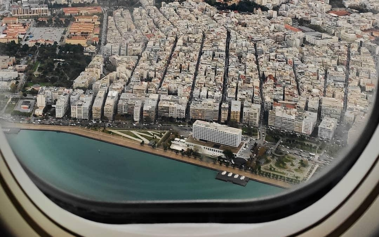 How to get to Thessaloniki from Athens