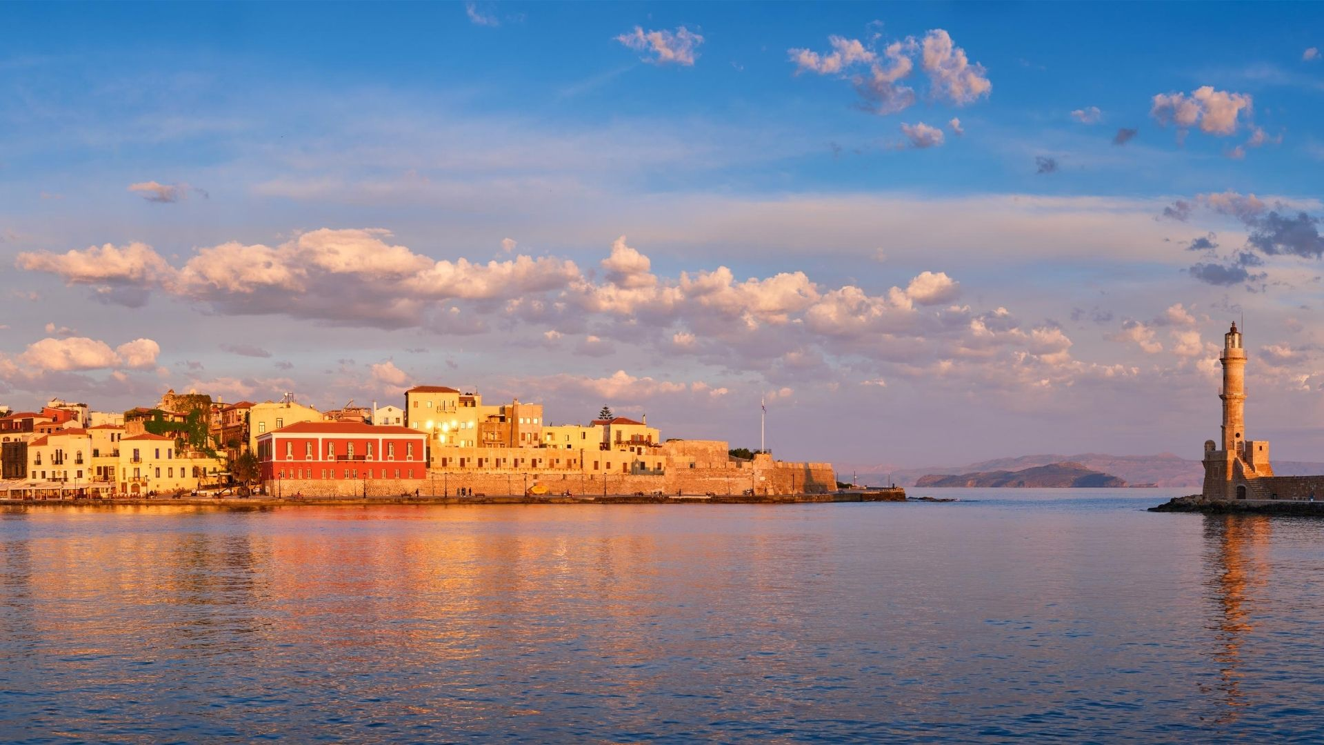 Activities in Chania - Old town port