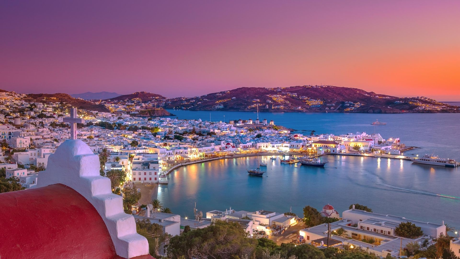 Best Activities in Mykonos - Scenery