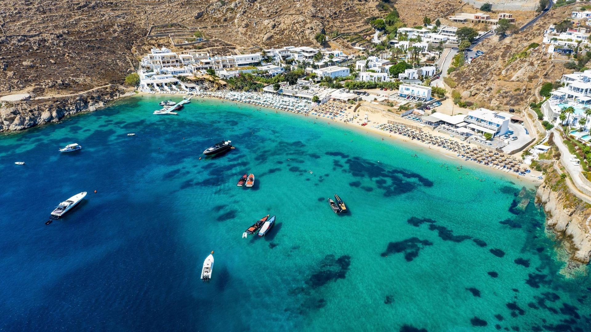Best Activities in Mykonos - Beach