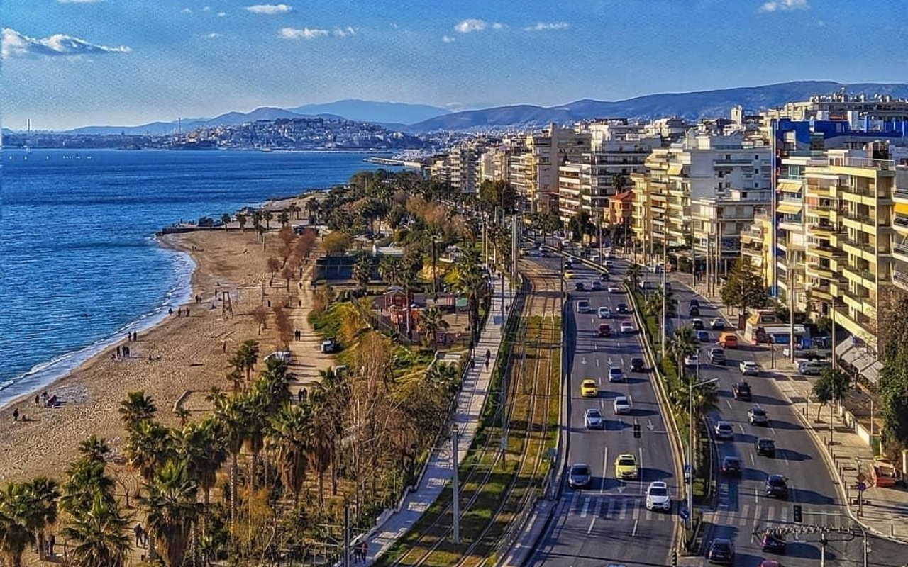 How to get to Athens from Thessaloniki