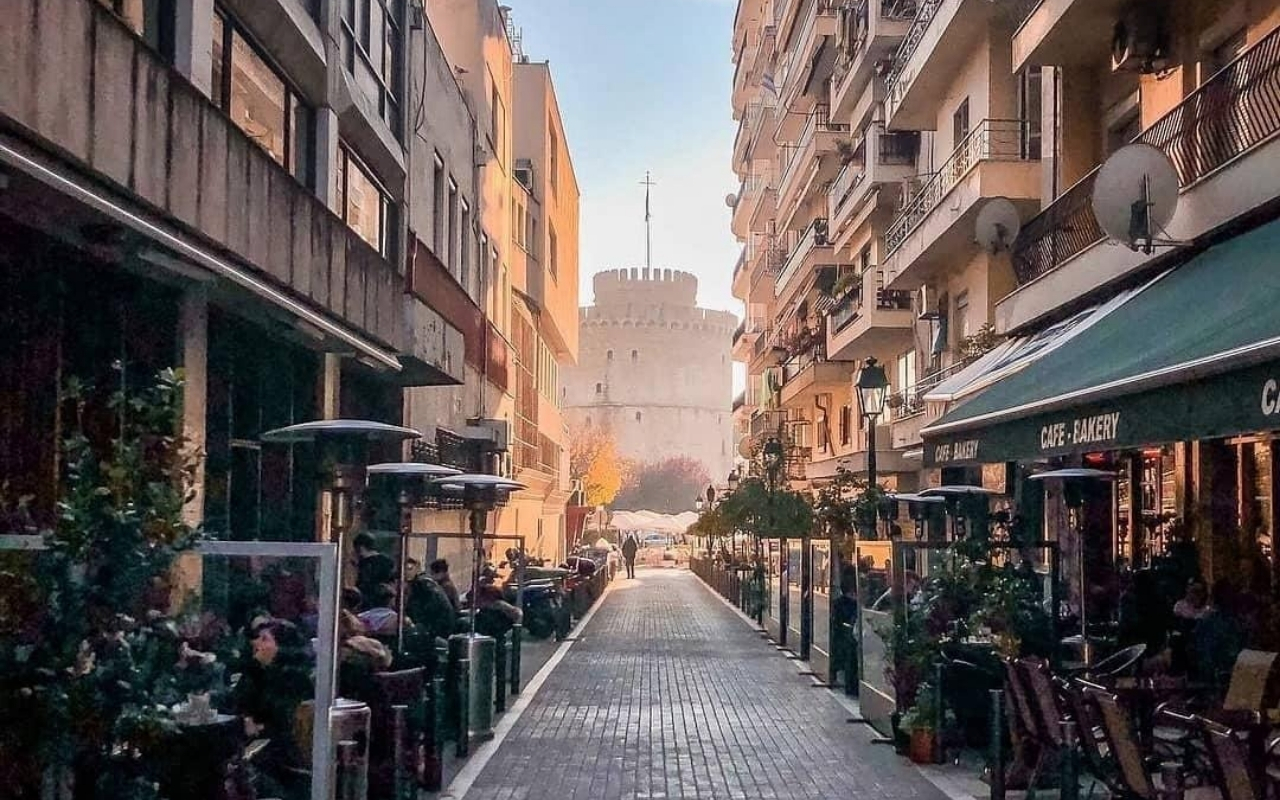 The ultimate guide of getting around Thessaloniki by foot