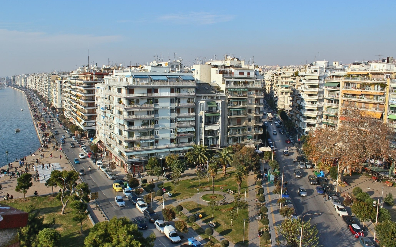 The ultimate guide of getting around Thessaloniki city center