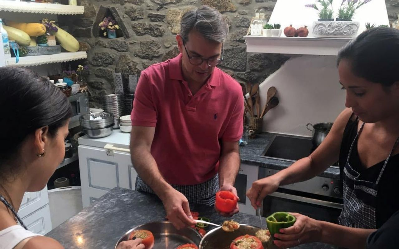 Tours in Mykonos - Cooking class