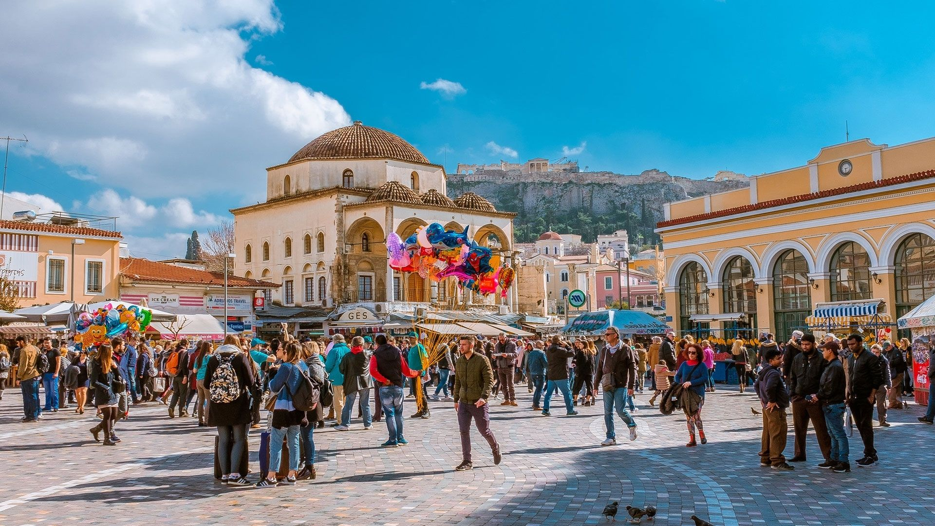 Tours in Athens - LGBQT Tour -
