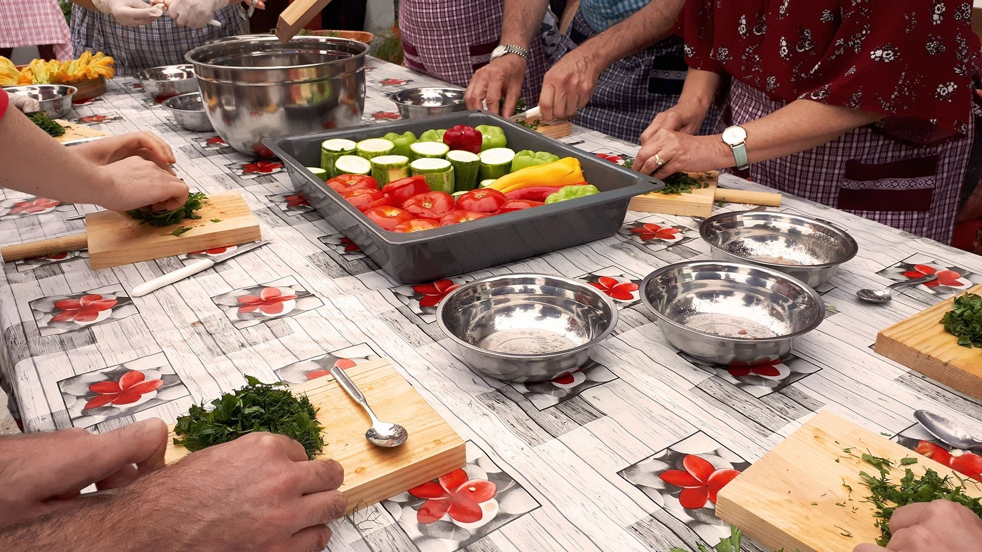 Tours in Chania - Cooking class