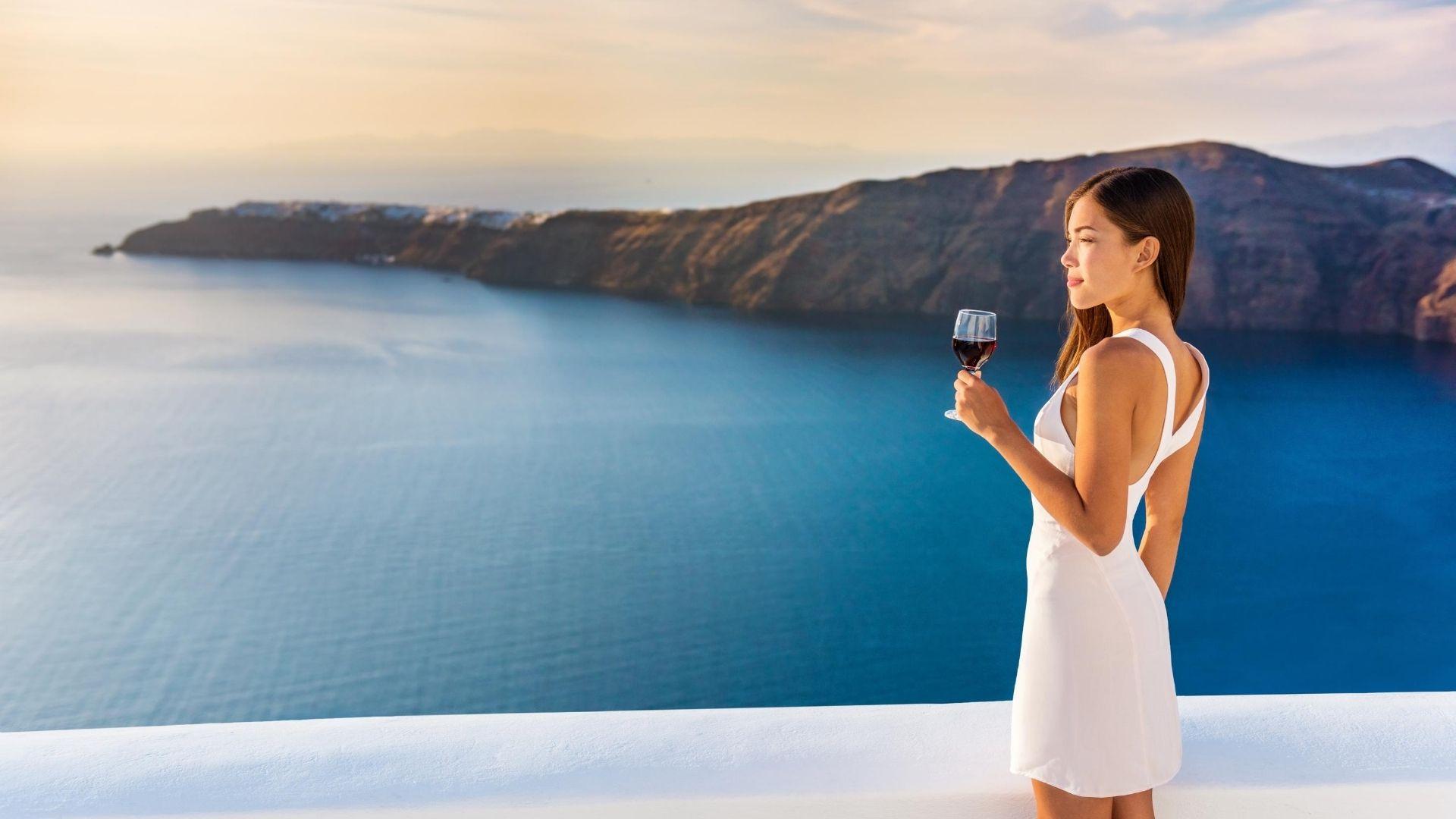 Tours in Santorini - Wine tour
