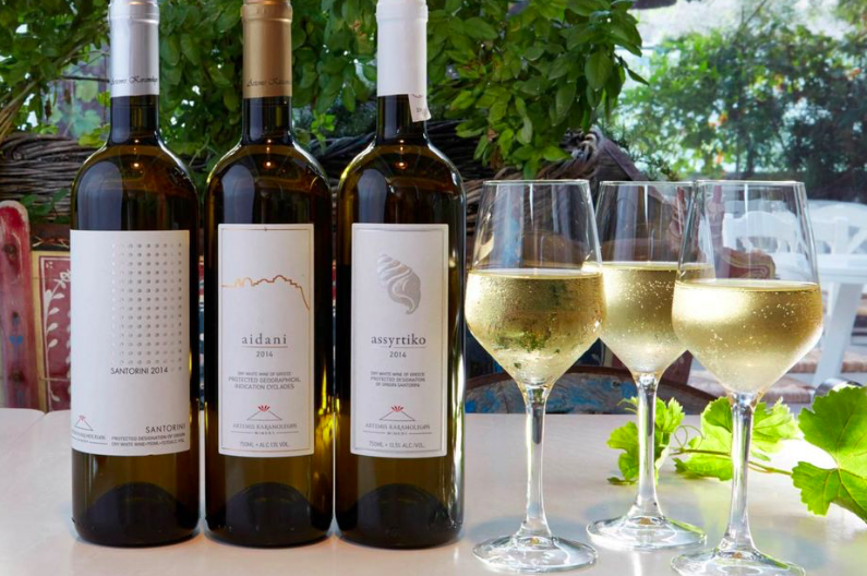 Akrotiri Tour in Santorini - Wine tasting
