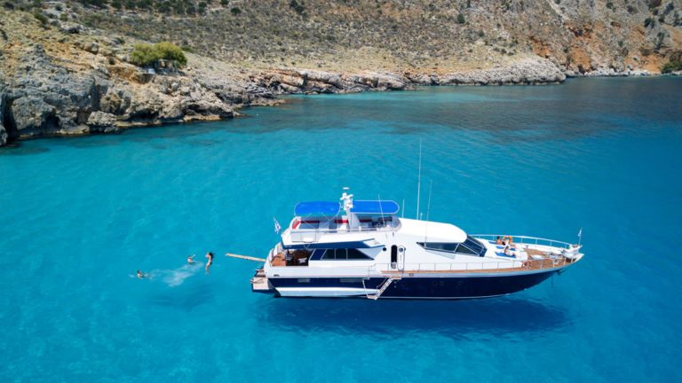Rethymno Luxury Day Cruise
