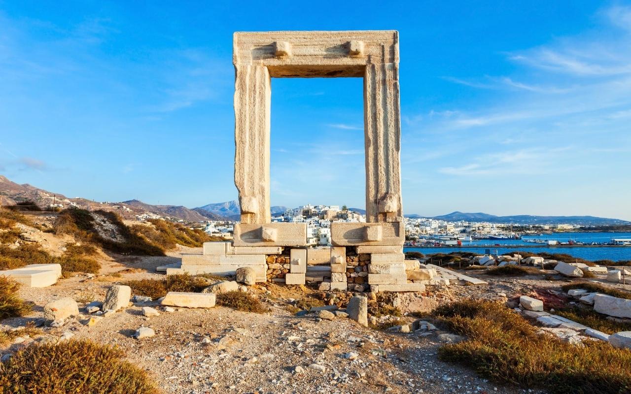 10 days Greece itinerary Naxos