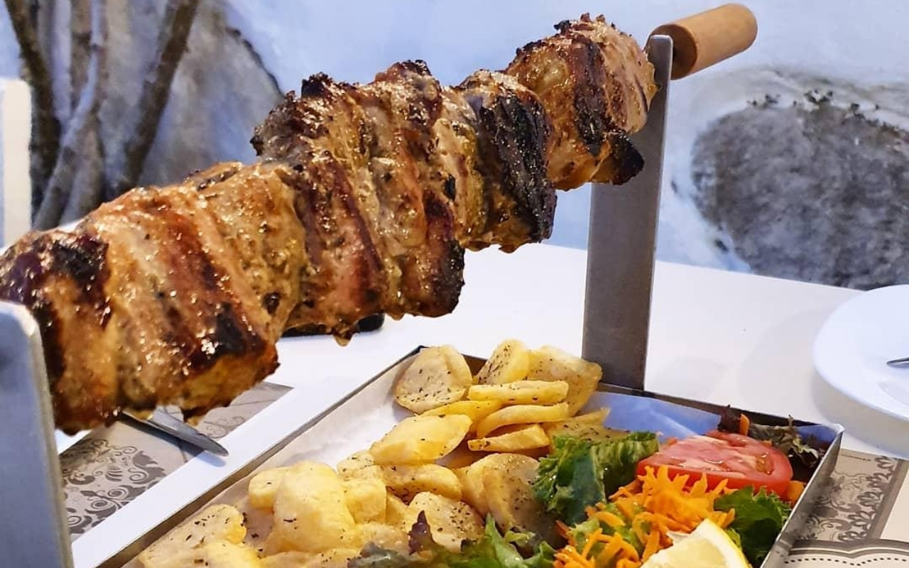 10 days Greece itinerary Naxos food