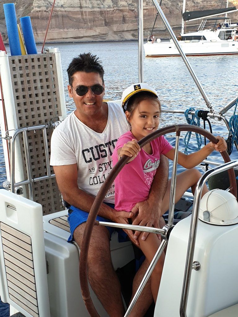 Small-Group Santorini Sailing Tour on a Luxury Yacht