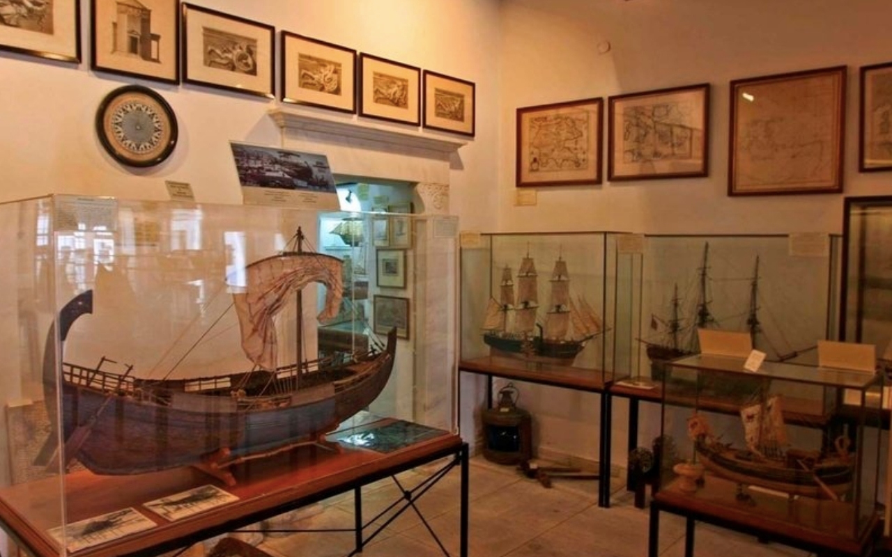 10 Best Things to do in Santorini Naval Maritime Museum