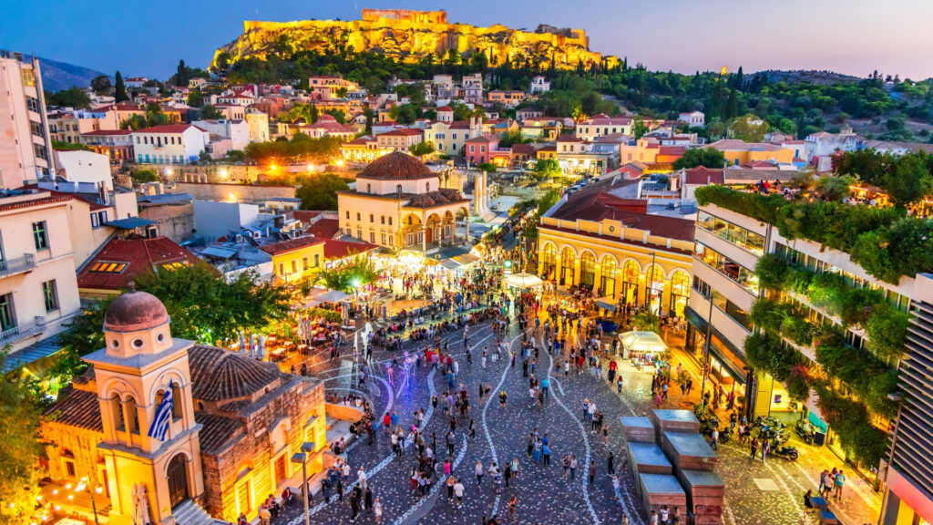 Best things to do in Athens