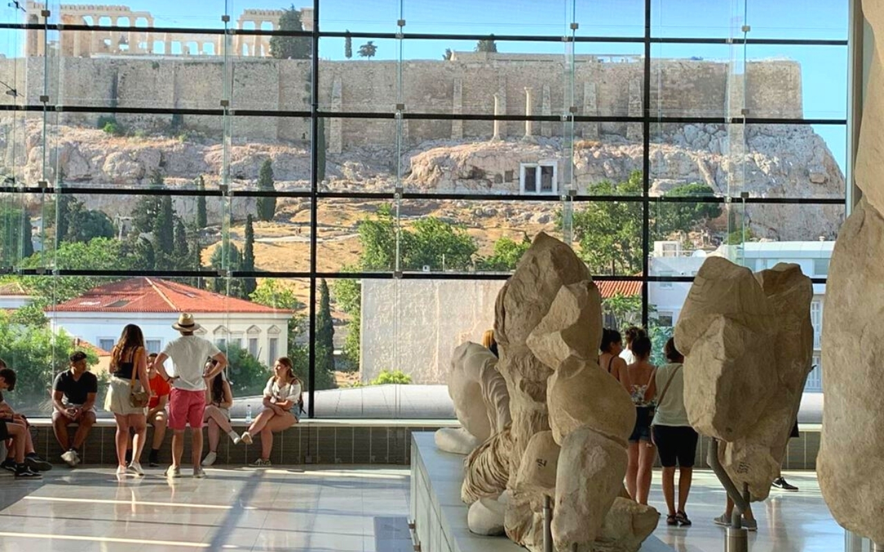 Best things to do in Athens Acropolis Museum