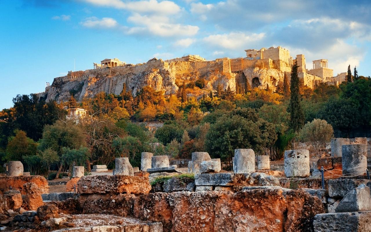 Best things to do in Athens Acropolis Parthenon tour