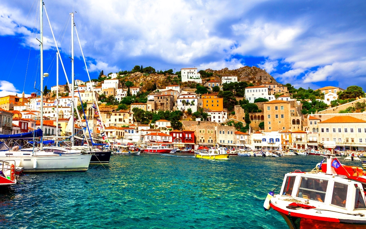 Best things to do in Athens Hydra day trip