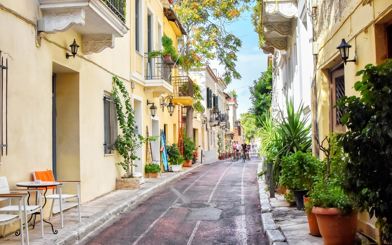 Best things to do in Athens Plaka district