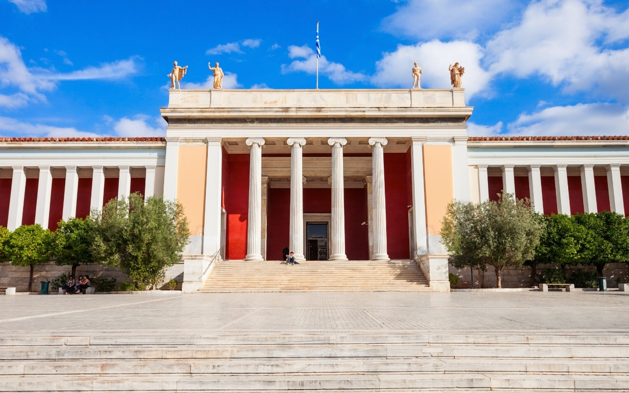 Best things to do in Athens best museums in Athens National Archaeological museum