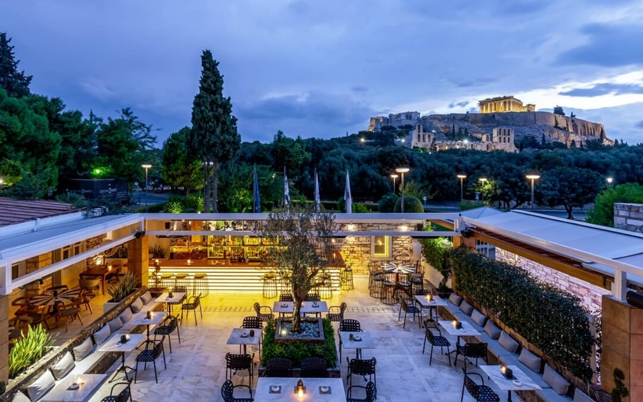 Best things to do in Athens best restaurant in Athens Zonar