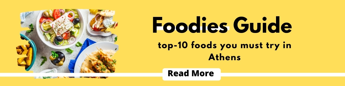 Best things to do in Athens food to try in Athens