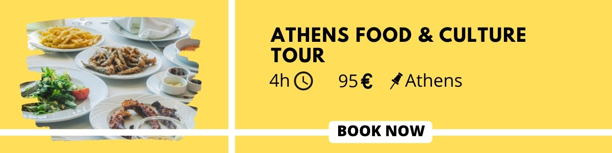 Athens food and culture tour