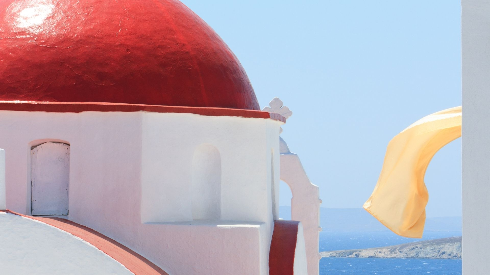 The churches of Mykonos