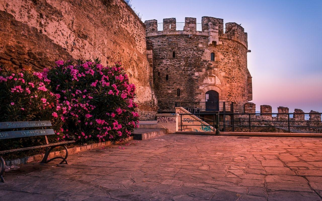 Eptapirgio Thessaloniki Attraction