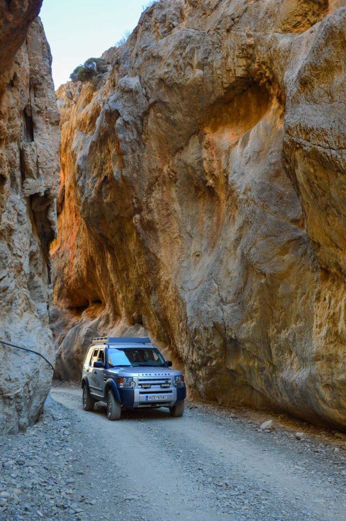 Southern Crete jeep safari tour in Crete, Greece
